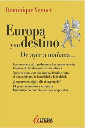 Europa y su destino